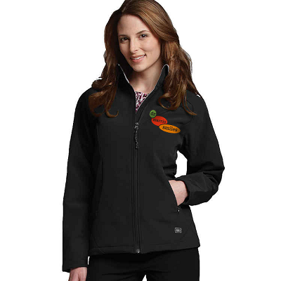 Charles River Womens Soft Shell Jacket