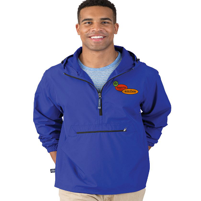 Charles River Pack-N-Go Pullover