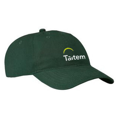 Taitem Engineering - Port & Company Brushed Twill Low Profile Cap CP77