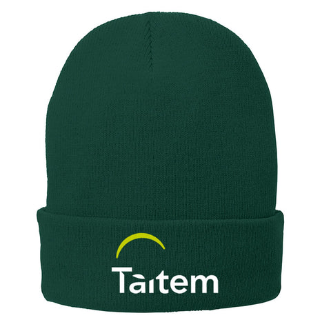 Taitem Engineering - Port & Company Fleece Lined Knit Hat Cap Beanie CP90L