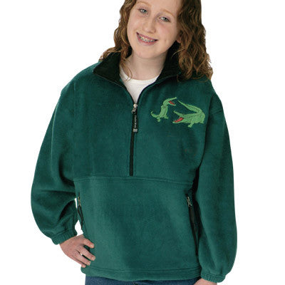 Charles River Youth Adirondack Fleece Pullover - EZ Corporate Clothing  - 1