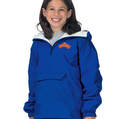 Charles River Youth Classic Solid Pullover - EZ Corporate Clothing  - 1