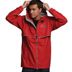 Charles River Men's New Englander Rain Jacket - EZ Corporate Clothing  - 1