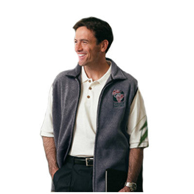 Charles River Ridgeline Fleece Vest - EZ Corporate Clothing  - 1