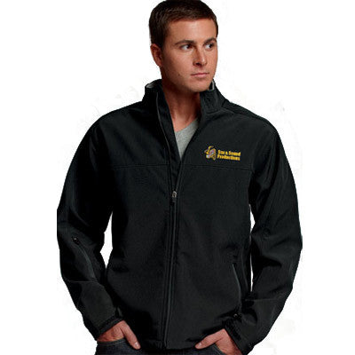 Charles River Mens Soft shell Jacket - EZ Corporate Clothing  - 1
