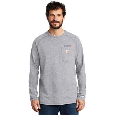 Carhartt Moisture-Wicking Long Sleeve Pocket T-Shirt
