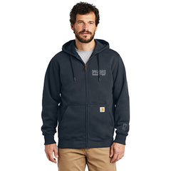 Carhartt Heavyweight Water-Repellent Full-Zip Hooded Sweatshirt