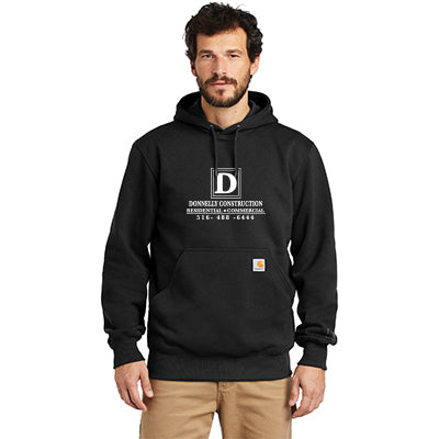 Custom Carhartt Water-Repellent Hoodie with Customization