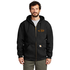 Carhartt Water-Repellent Thermal-Lined Full-Zip Hooded Sweatshirt