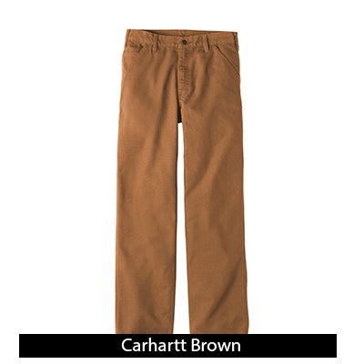 Carhartt Washed-Duck Dungaree Work Pants