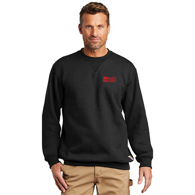 Custom Carhartt Crewneck Sweatshirt with Custom Logo Embroidery