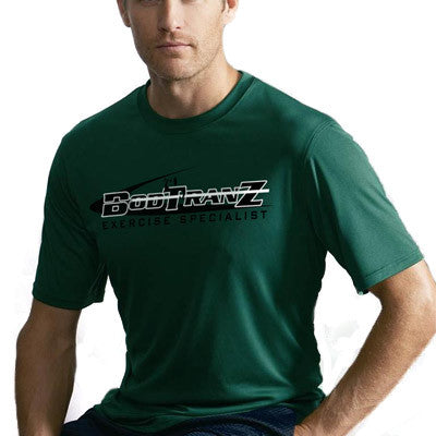 Champion Mens Double Dry interlock T-Shirt
