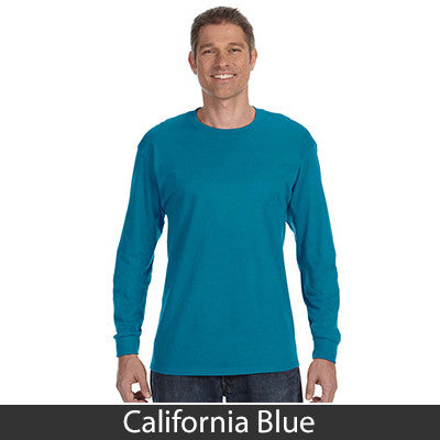 Jerzees Adult Long-Sleeve Heavyweight Blend T-Shirt - EZ Corporate Clothing  - 8