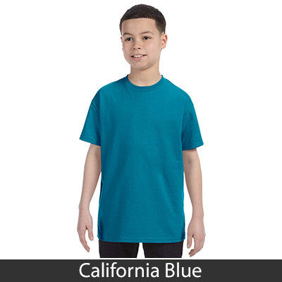 Jerzees Youth Heavyweight Blend T-Shirt - EZ Corporate Clothing  - 9