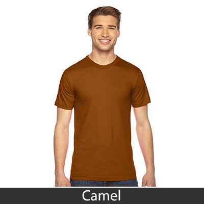 American Apparel Unisex Fine Jersey Short Sleeve T-Shirt - EZ Corporate Clothing  - 13