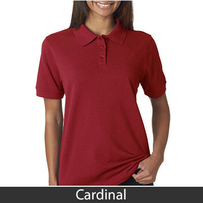 UltraClub Ladies Classic Pique Polo - EZ Corporate Clothing  - 6