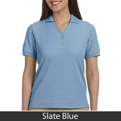 Devon & Jones Ladies Pima Pique Short-Sleeve Y-Collar Polo - EZ Corporate Clothing  - 18