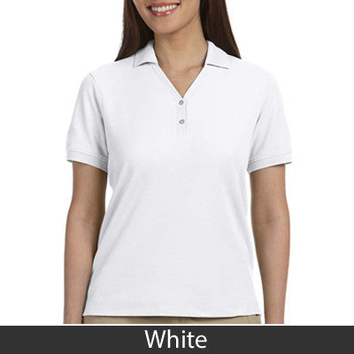 Devon & Jones Ladies Pima Pique Short-Sleeve Y-Collar Polo - EZ Corporate Clothing  - 22