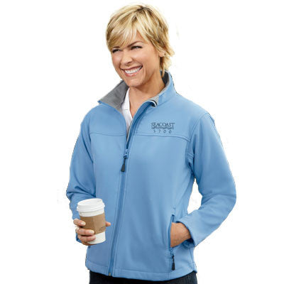 Devon & Jones Ladies Soft Shell Jacket