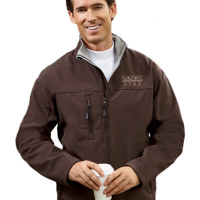 Devon & Jones Men's Soft Shell Jacket - EZ Corporate Clothing  - 1