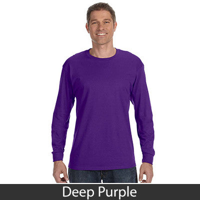 Jerzees Adult Long-Sleeve Heavyweight Blend T-Shirt - EZ Corporate Clothing  - 15
