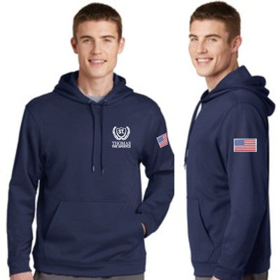 St. Thomas the Apostle Pullover Hoodie - EZ Corporate Clothing