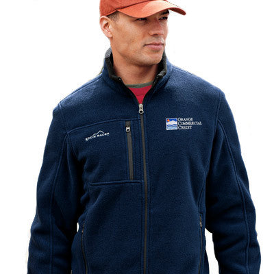 Eddie Bauer Men's Full-Zip Fleece Jacket