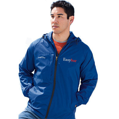 Eddie Baur Men's Packable Wind Jacket - EZ Corporate Clothing  - 1