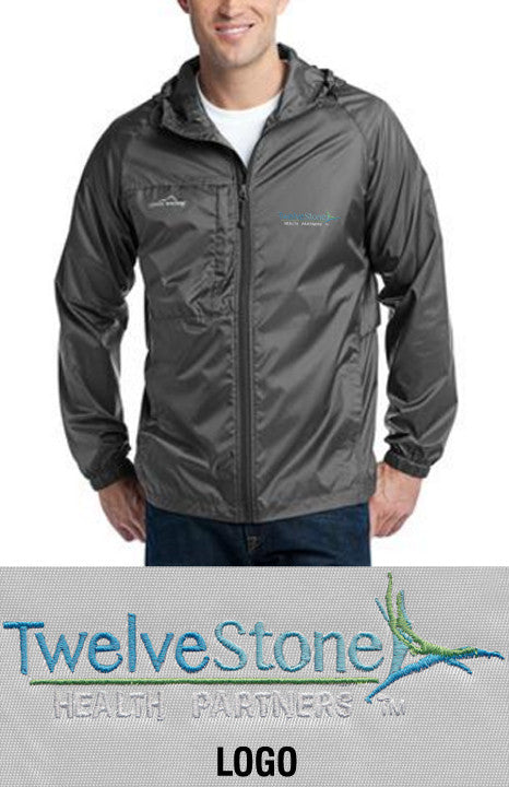 Eddie Bauer Men's Packable Wind Jacket - Twelvestone Health Partners