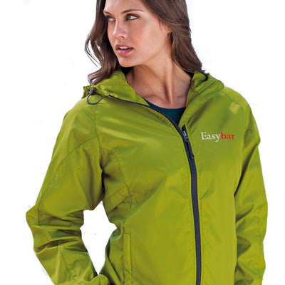 Eddie Bauer Ladies Packable Wind Jacket - EZ Corporate Clothing  - 1
