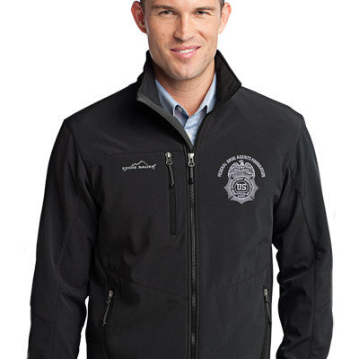 Eddie Bauer Mens Soft Shell Jacket - EZ Corporate Clothing  - 1