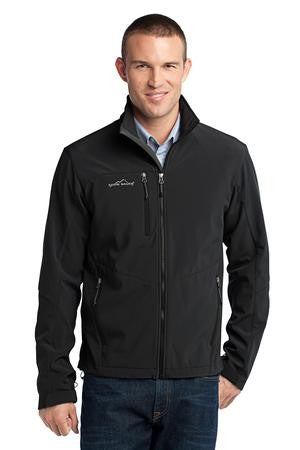 Eddie Bauer Mens Soft Shell Jacket - EZ Corporate Clothing  - 2