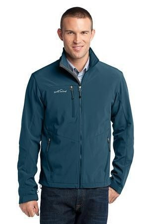 Eddie Bauer Mens Soft Shell Jacket - EZ Corporate Clothing  - 3