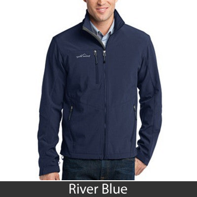 Eddie Bauer Mens Soft Shell Jacket - EZ Corporate Clothing  - 6