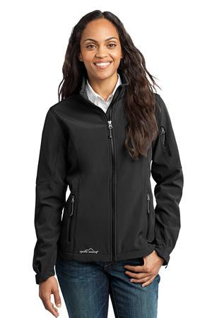 Eddie Bauer Ladies Soft Shell Jacket - EZ Corporate Clothing  - 2