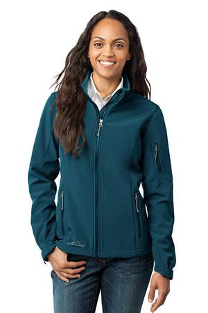 Eddie Bauer Ladies Soft Shell Jacket - EZ Corporate Clothing  - 3