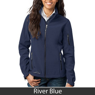Eddie Bauer Ladies Soft Shell Jacket - EZ Corporate Clothing  - 6