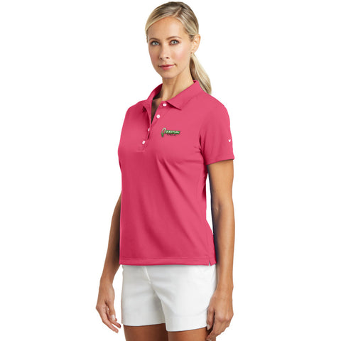 Nike Ladies Tech Basic Dri-Fit UV Sport Shirt
