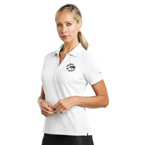 Nike Ladies Dri-Fit Classic Sport Shirt