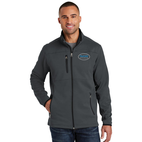 Port Authority Men's Pique Fleece Jacket