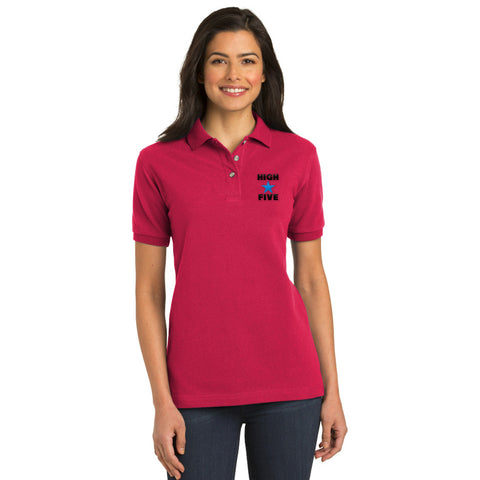 Port Authority Ladies Pique Knit Sport Shirt