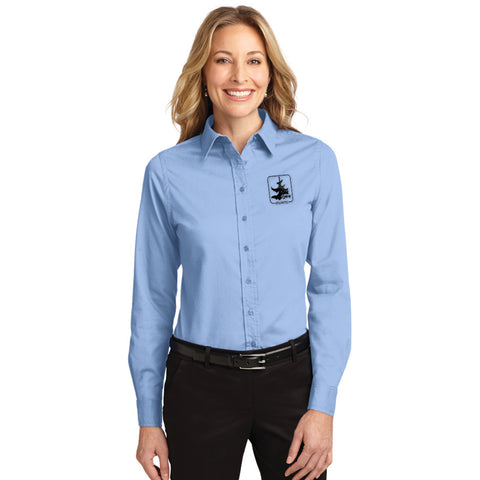 Port Authority Easy Care Ladies Long Sleeve