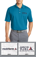 Rockfarm Nike Golf Men's Dri-Fit Micro Pique Polo - EZ Corporate Clothing  - 1