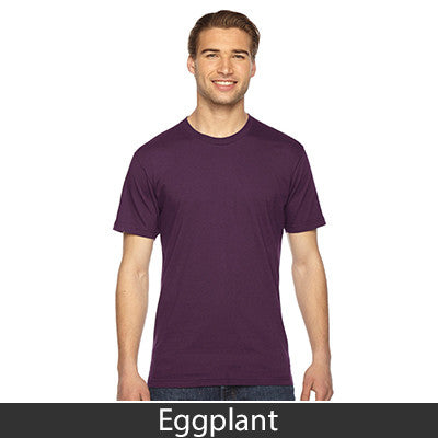 American Apparel Unisex Fine Jersey Short Sleeve T-Shirt - EZ Corporate Clothing  - 17