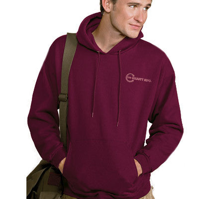 Hanes Ultimate Cotton Hooded Pullover