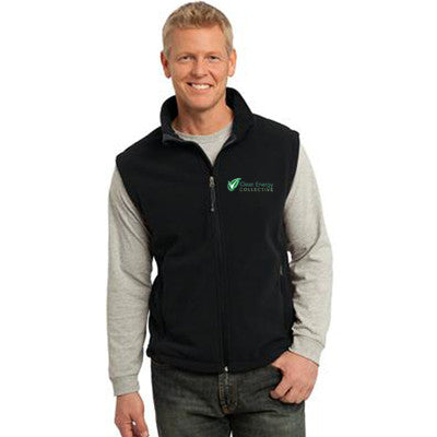 Port Authority Value Fleece Vest - Clean Energy Collective - EZ Corporate Clothing  - 1