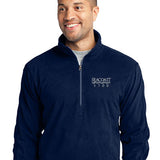 Microfleece Pullover with Company Logo
