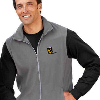 Port Authority Mens Microfleece Vest