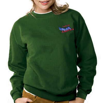 Custom Embroidered Crewnecks
