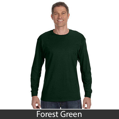 Jerzees Adult Long-Sleeve Heavyweight Blend T-Shirt - EZ Corporate Clothing  - 16